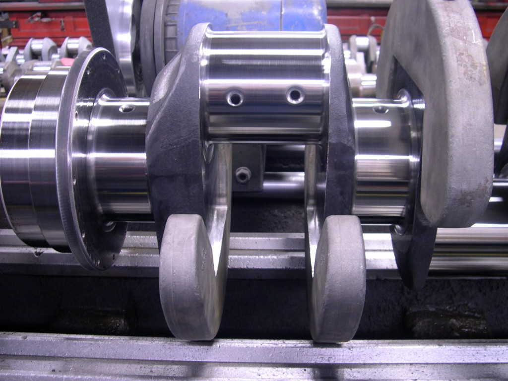 Crankshaft Repair - Power Engineering - PowerCrankshaft